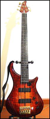 Pedulla 5 Thunder Bass copia